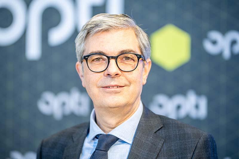 Porträt Dieter Dohr