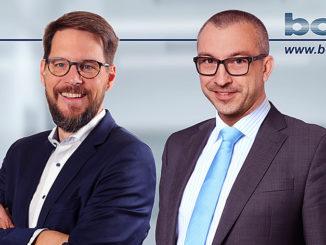 Danijel Brleković und Gerhard Gammel