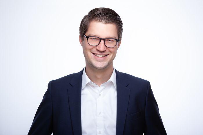 Porträt Stefan Pollok