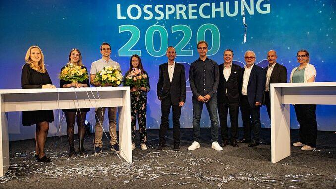 Gruppenfoto der Teilnehmerinnenr und Teilnehmer
